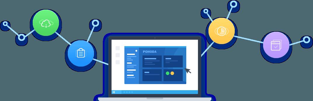 daňové účetnictví online