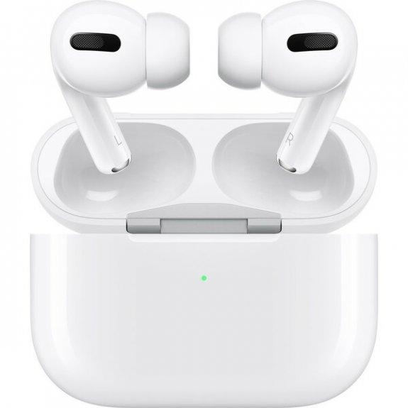 bezdrátová sluchátka Apple